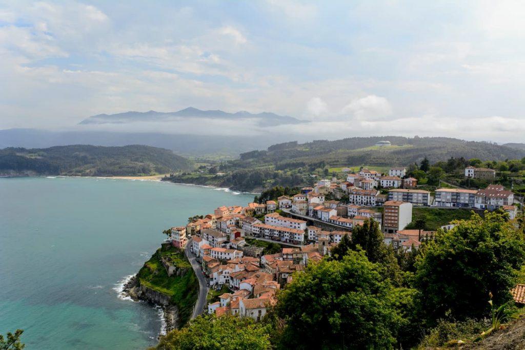 Lastres pueblo del norte de España