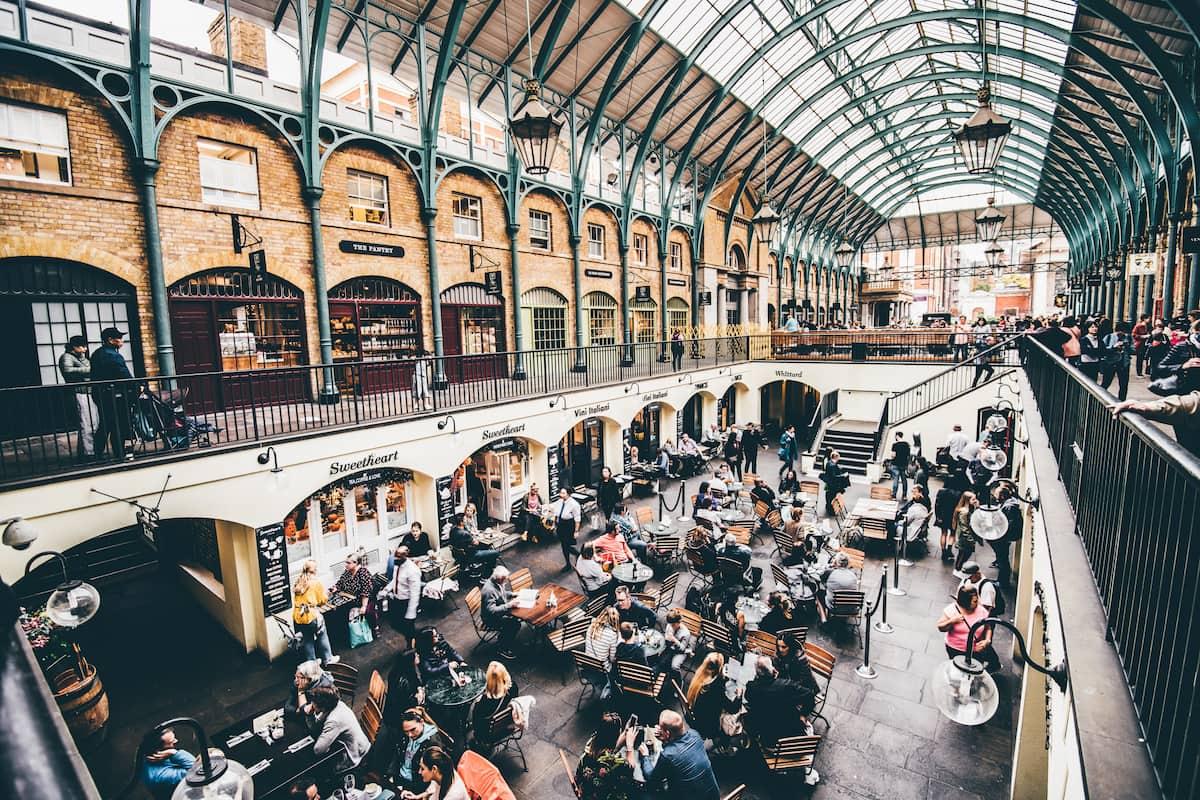 Covent Garden Mercado