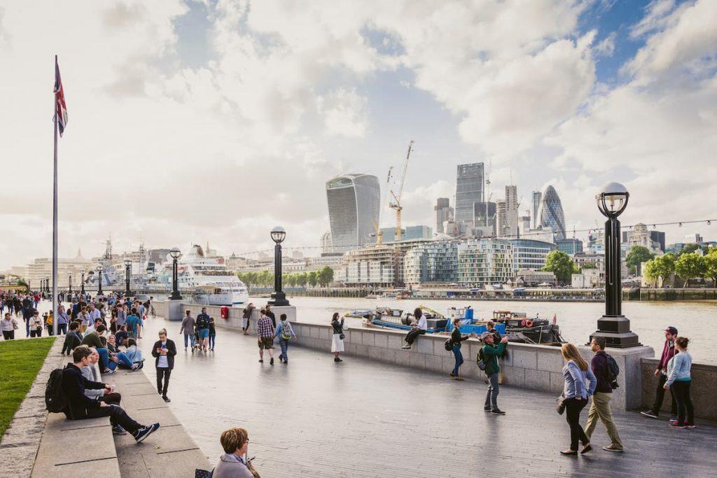 Lugares emblemáticos para visitar en Londres 1